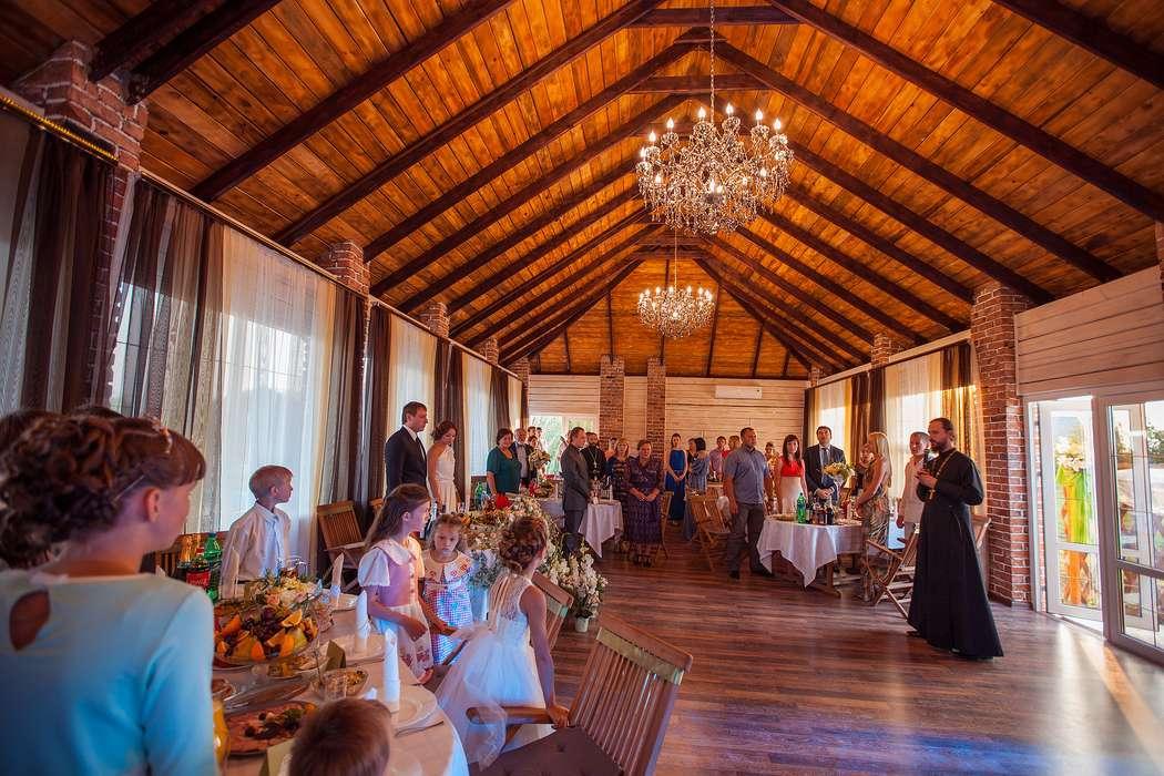 банкетный зал.венчание - фото 2316332 База отдыха Пеней