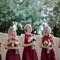 Подружки невесты в бардо