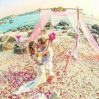 свадьба на Пхукете, Самуи, Паттайе