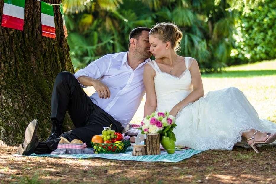Пикник - фотосессии в Италии - фото 7297222 Italia Viaggi - организация свадеб