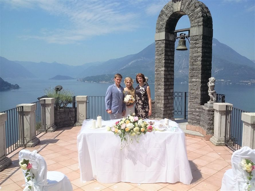 Захватывает дух панорама в Варенне! - фото 18820770 Italia Viaggi - организация свадеб