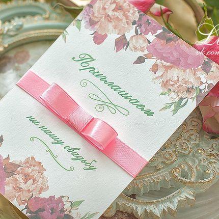 Приглашения-открытки