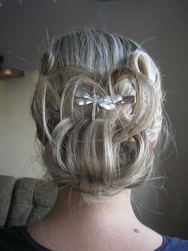 Причёска.... - фото 9141552 Стилист-визажист Инна Соловьева