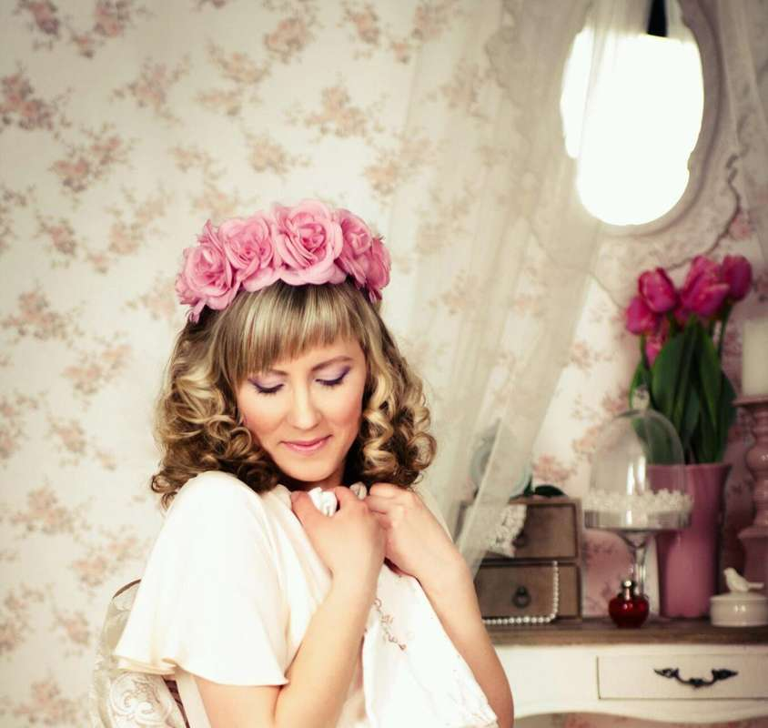 Фото 9763218 в коллекции Портфолио - Стилист-визажист Инна Соловьева