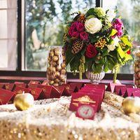 Рассадка для гостей должна быть не только понятной, но и очень красивой