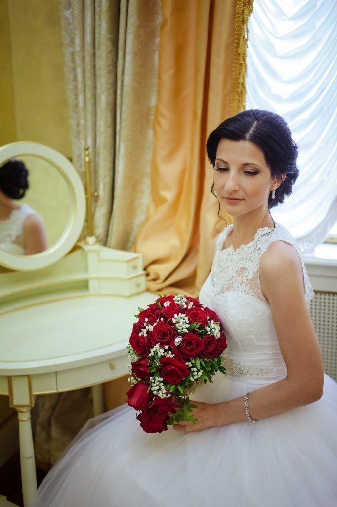 """Фото 3314493 в коллекции Невесты в наших платьях - Шоу-рум """"Wedding Romm"""" - свадебные платья"""