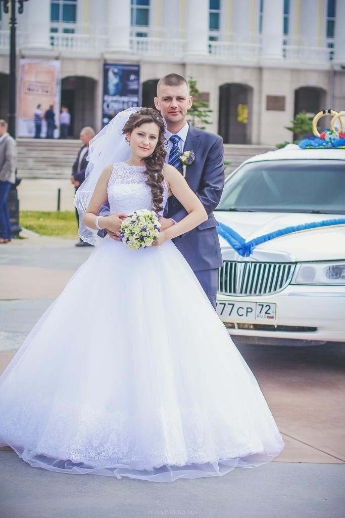 """Фото 3314513 в коллекции Невесты в наших платьях - Шоу-рум """"Wedding Romm"""" - свадебные платья"""