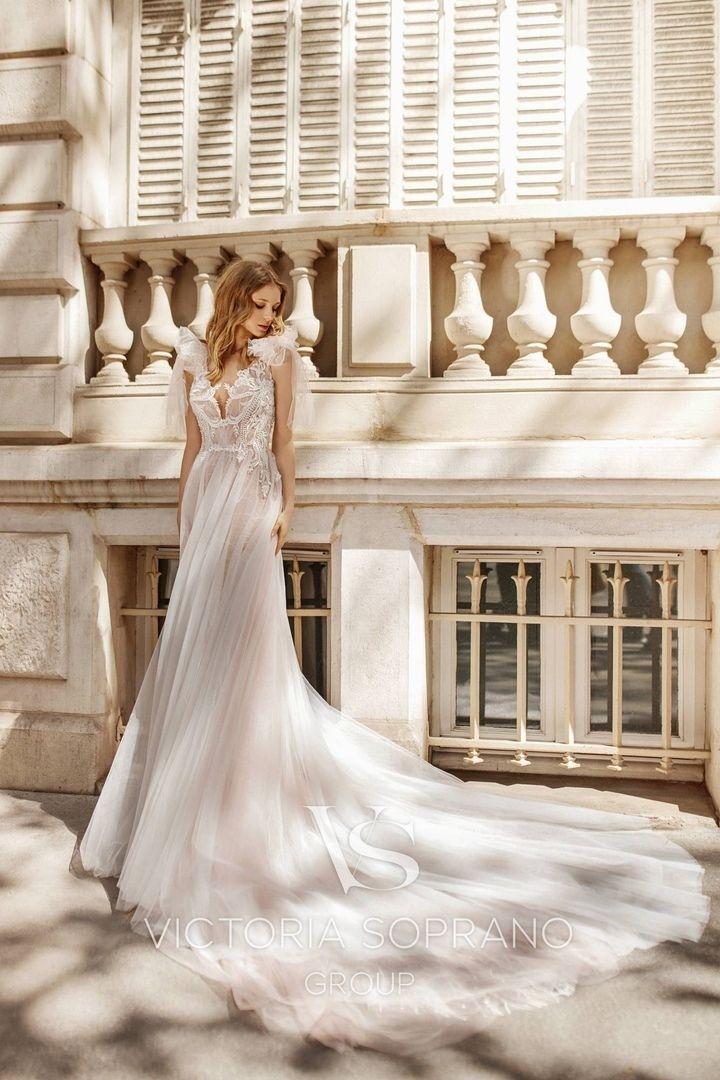 """Свадебное платье Fleur. В наличии - фото 19246622 Шоу-рум """"Wedding Romm"""" - свадебные платья"""