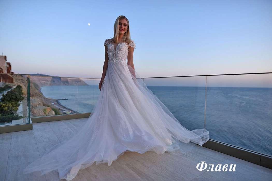 """Свадебное платье Флави - фото 19246634 Шоу-рум """"Wedding Romm"""" - свадебные платья"""