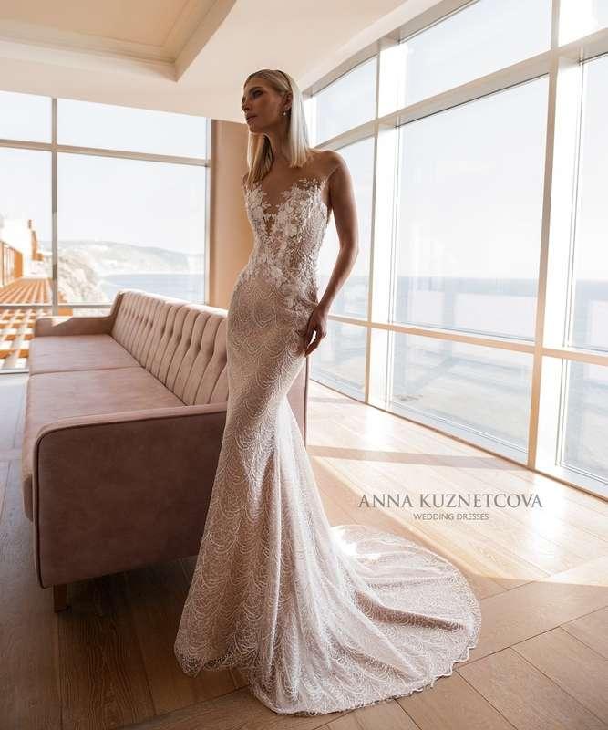 """Свадебное платье Дезире - фото 19246656 Шоу-рум """"Wedding Romm"""" - свадебные платья"""