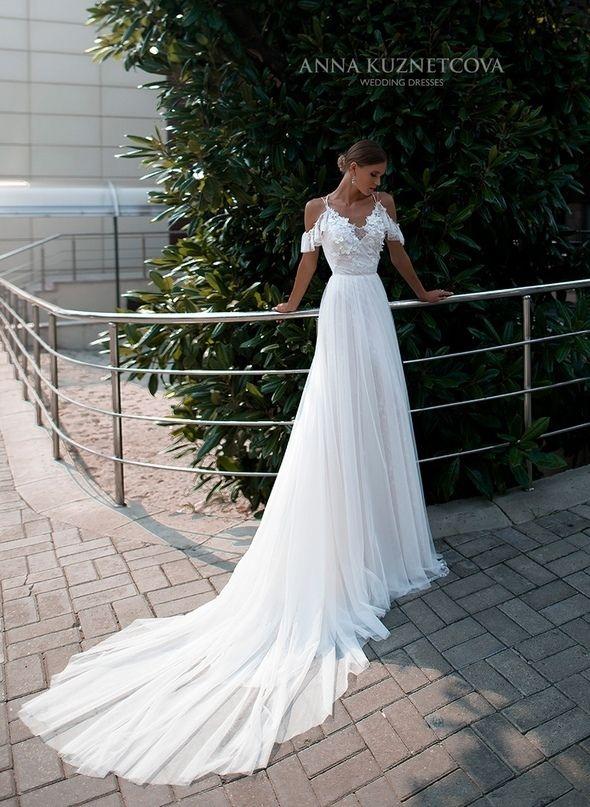 """Свадебное платье Спринг - фото 19246668 Шоу-рум """"Wedding Romm"""" - свадебные платья"""