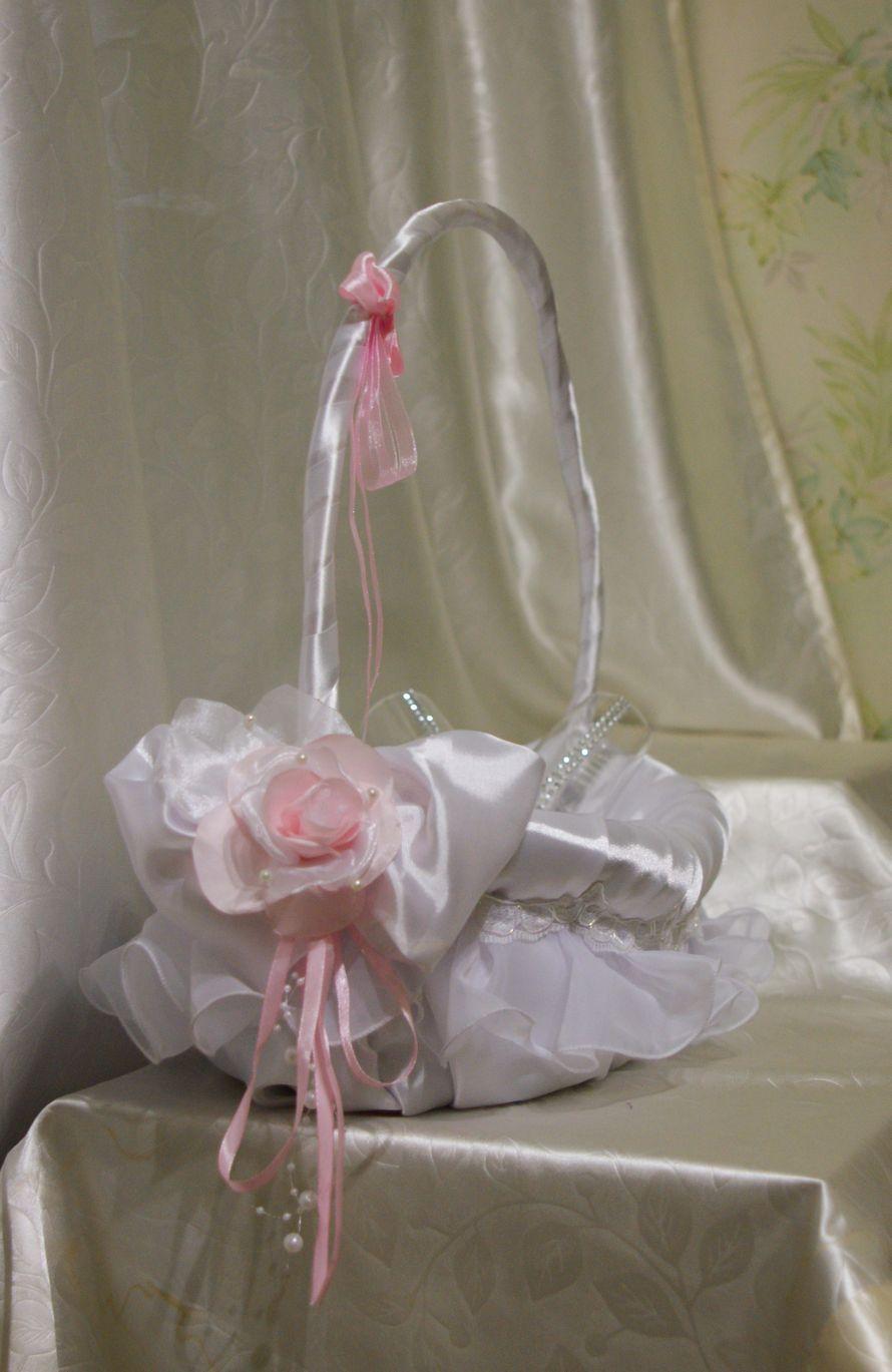 """Корзина для шампанского большая - фото 3814915 Студия свадебного декора """"Счастье"""""""