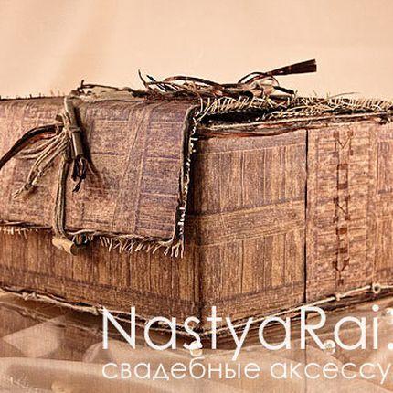 Ящик для подарков в стиле вестерн