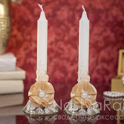 Тонкие свечи мадемуазель