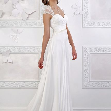 Свадебное платье Санторини