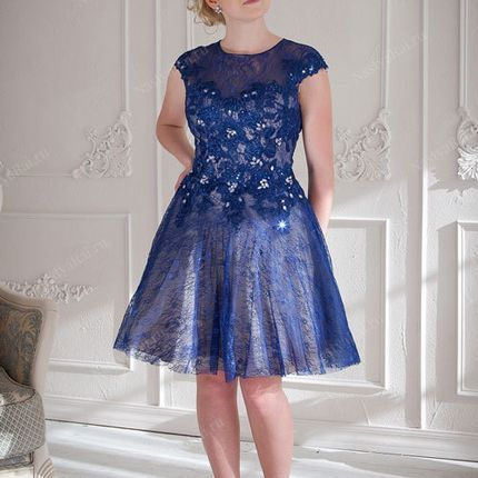 Платье C0597B