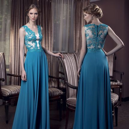 Платье  Винсента