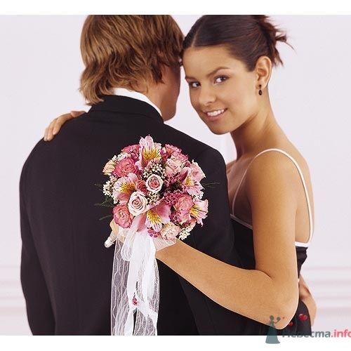 """Свадебный букет """"Акапулько"""" - фото 404 Mallina Botanique - праздничное оформление"""