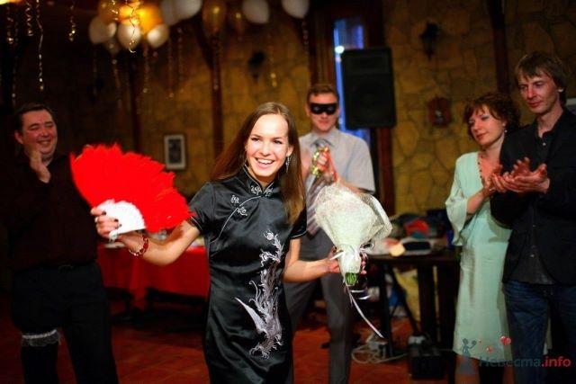"""самая зажигательная гостья - фото 48957 Funday - свадебное агентство парка """"Сокольники"""""""