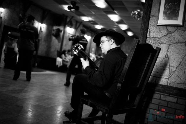 """испанский гитарист - фото 48982 Funday - свадебное агентство парка """"Сокольники"""""""