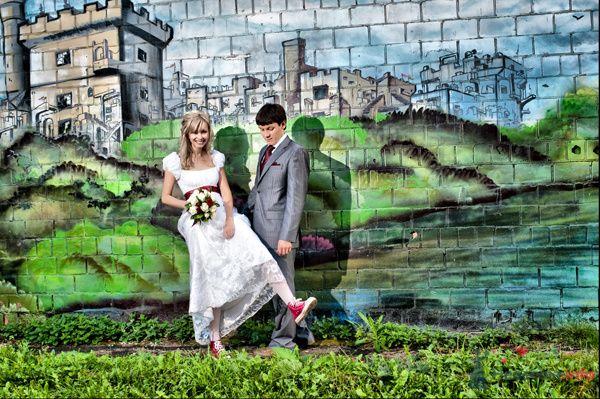 """Под небом голубым есть город золотой... - фото 73426 Funday - свадебное агентство парка """"Сокольники"""""""