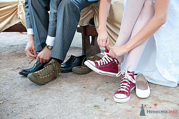 """Фото 73432 в коллекции Хиппи-свадьба - организована и проведена арт-директором Funday Цветковой Ольгой - Funday - свадебное агентство парка """"Сокольники"""""""