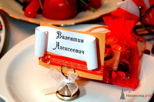 """Банкетная карточка - фото 80364 Funday - свадебное агентство парка """"Сокольники"""""""