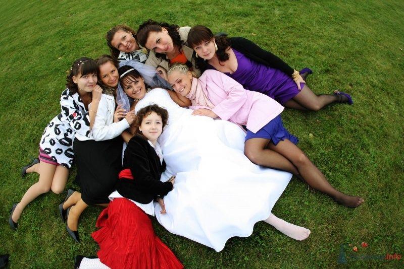 Фото 52756 в коллекции Наша долгожданная свадьба!!!! - justy4ka