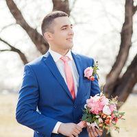 Красавец жених Антон