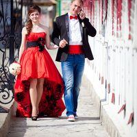Красная свадьба!