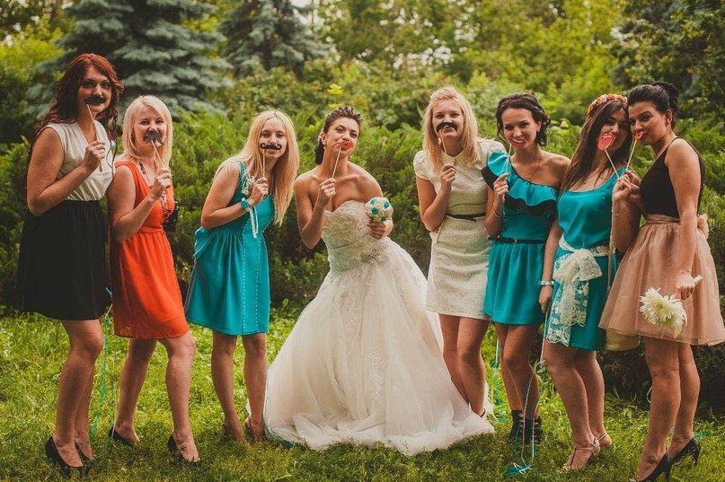 Платья подружек невесты - фото 2410441 Catch to Touch - свадебные платья