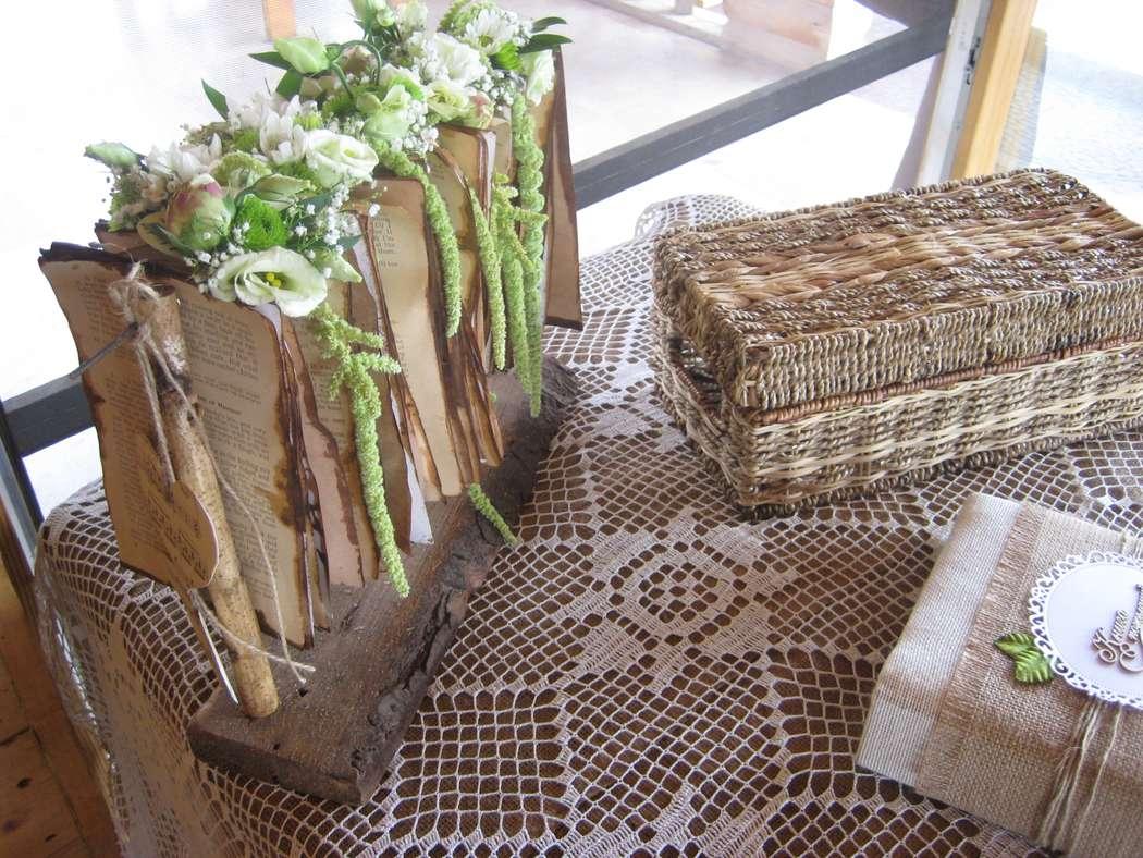 стол для подарков - фото 1317636 Цветочная мастерская Любови Ветровой