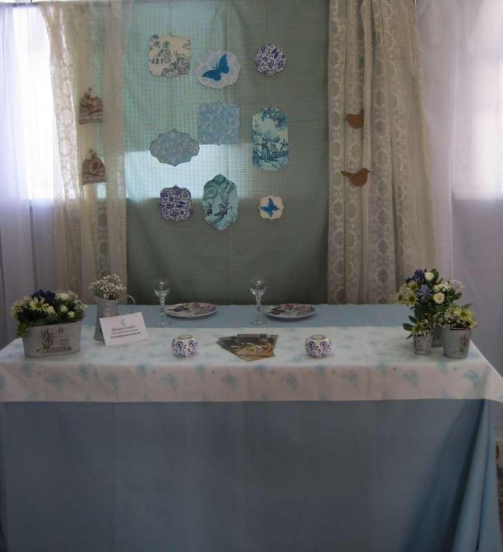 свадебное оформление в стиле прованс - фото 2276942 Цветочная мастерская Любови Ветровой