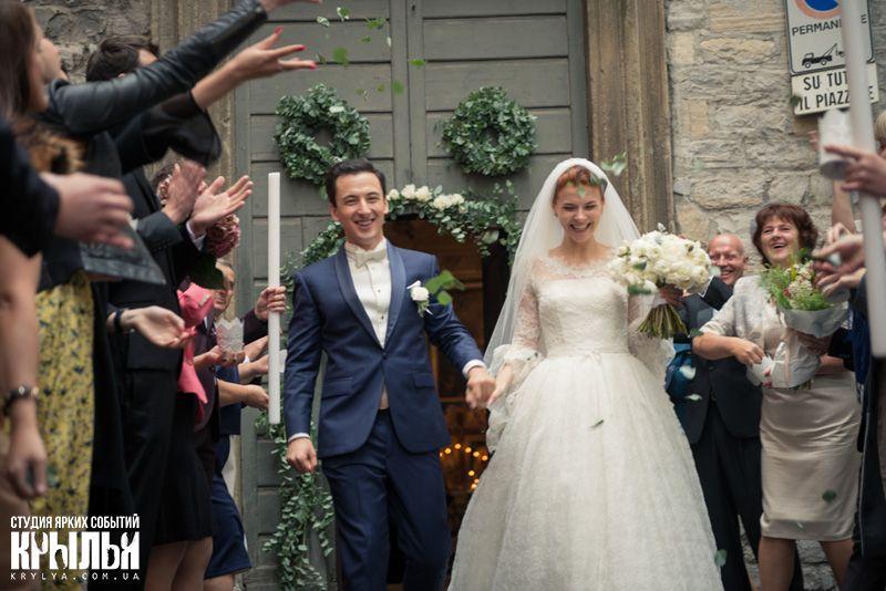 Свадьба в Италии - фото 2384318 Студия ярких событий Крылья - организация свадьбы