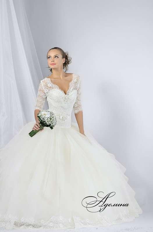 """Фото 1124591 в коллекции Свадебные платья от  салона «Невеста»   г. Волжский - Стилисты """"Дуэт Свадебных Стилистов"""""""