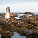 Свадьба за границей. Официальная свадебная церемония на берегу Тихого Океана, Калифорния