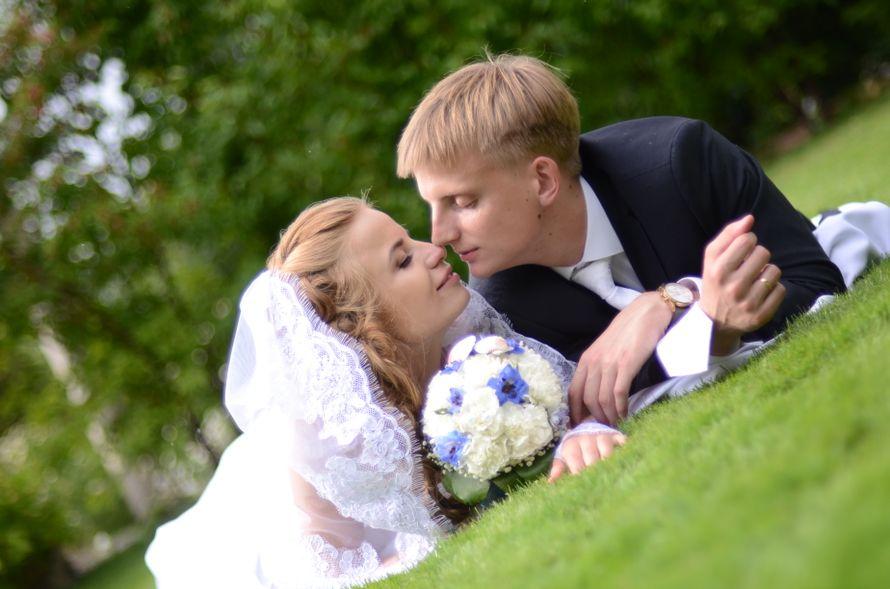 Летняя свадебная фотосессия. - фото 2410155 Фотограф Светлана Герасименко