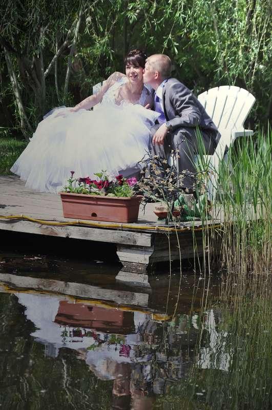 Свадебная фотосъемка на природе. - фото 2410175 Фотограф Светлана Герасименко