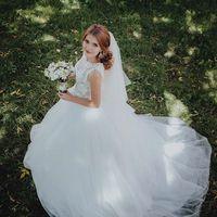 Невеста Полина Фотограф: Евгений Фрейер Визажист-стилист: Марина Усова