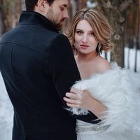 Кирилл и Оксана Фотограф: Евгений Фрейер Визажист-стилист: Марина Усова