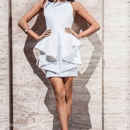 Свадебное платье модель Гипюр 01