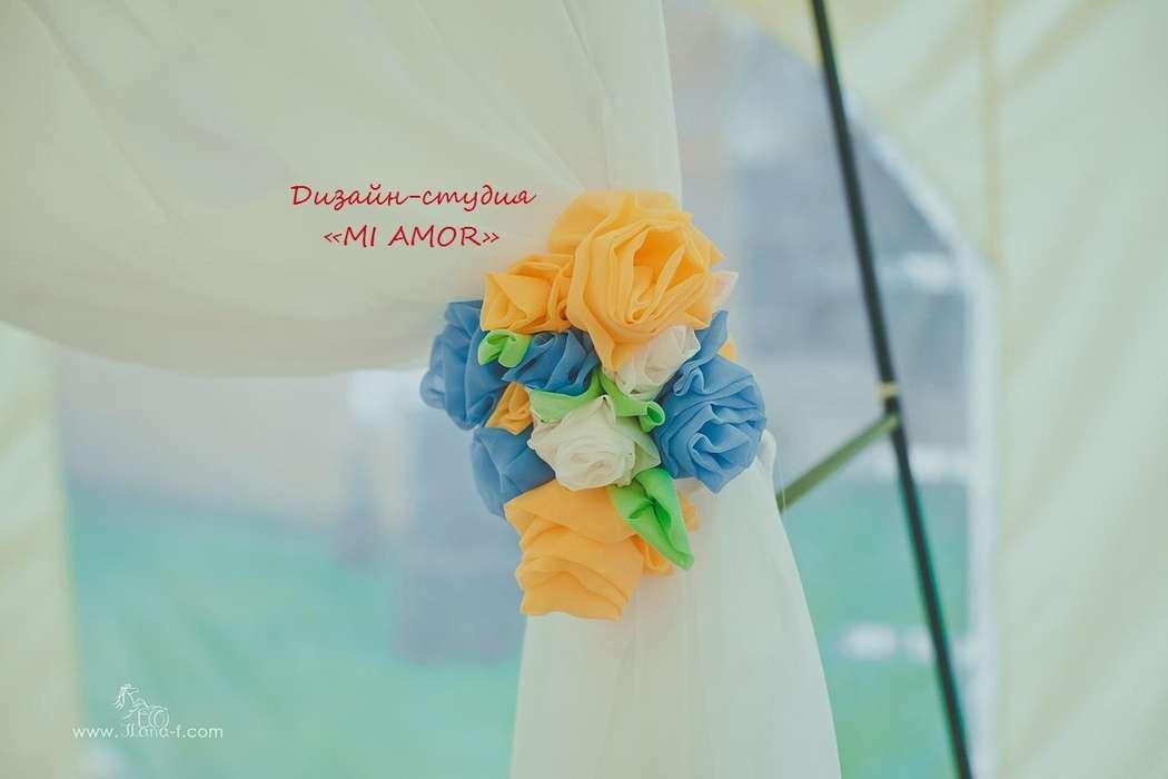 """арка для выездной регистрации - фото 2435033 Дизайн-студия """"Mi Amor"""" - свадебные аксессуары"""