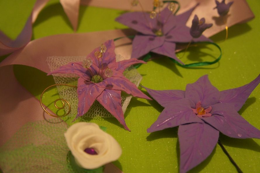"""Фото 2448933 в коллекции Violet dream - Дизайн-студия """"Mi Amor"""" - свадебные аксессуары"""