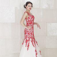 Свадебная фотосессия. Модель невеста Инна. Студия