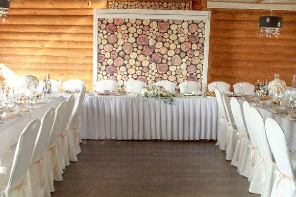 Оформление зала для прекрасного юбилея! - фото 2549975 Студия оформления Deccard