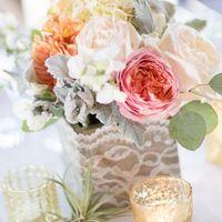 Оригинальная вазочка в стиле Рустик.