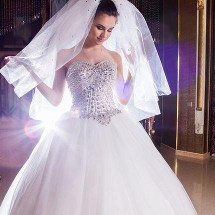 Свадебное платье Кристалл