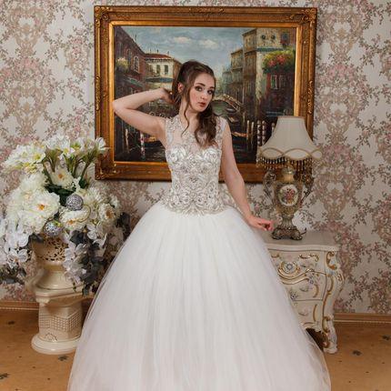 Свадеьное платье Блеск