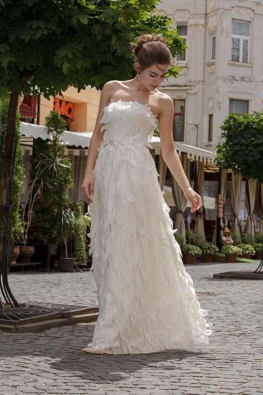 """Фото 18143952 в коллекции Шикарные модели от Кутюр и не только! - Свадебные платья """"Богиня"""""""