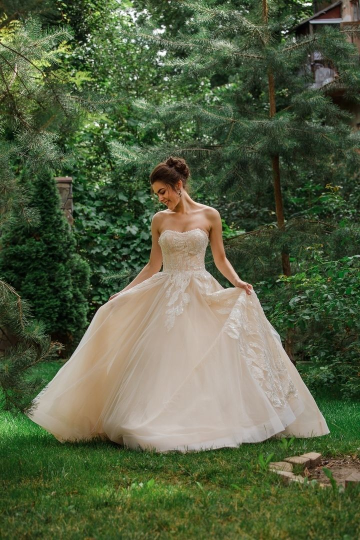"""Фото 18143956 в коллекции Шикарные модели от Кутюр и не только! - Свадебные платья """"Богиня"""""""